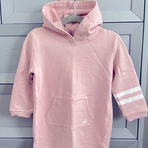 Toddler Girl Sweatshirt Dress